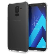 CASEFLEX SAMSUNG GALAXY A6 PLUS (2018) ALPHA TPU GEL - CLEAR