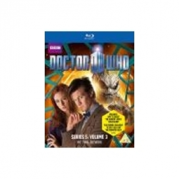 Doctor Who Series 5 Vol.3 Blu-ray