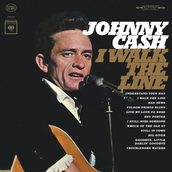 Johnny Cash ‎– I Walk The Line Vinyl
