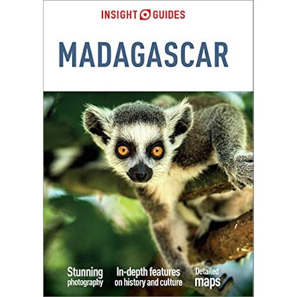 Insight Guides Madagascar (Travel Guide with Free eBook)  Paperback / softback 2018