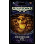 Arkham Horror LCG The Unspeakable Oath Mythos Pack