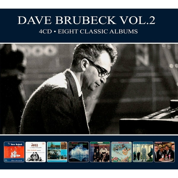 Dave Brubeck - Eight Classic Albums Volume 2 CD