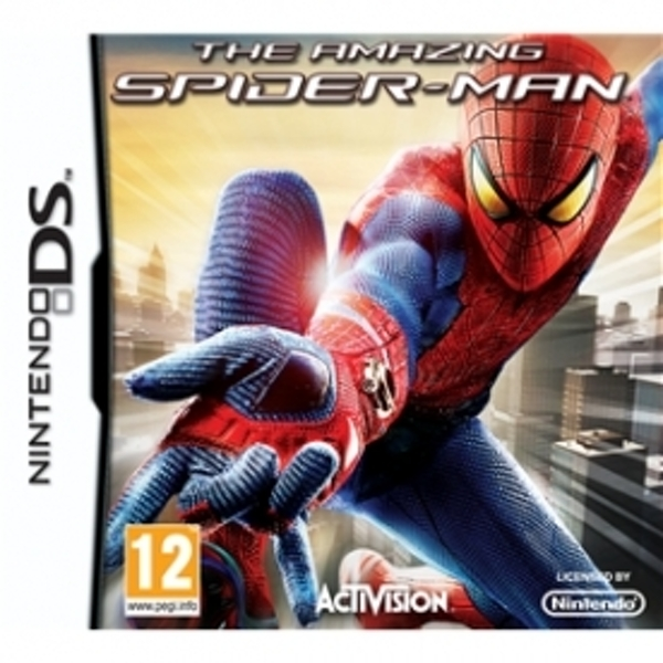 The Amazing Spider-Man Game DS