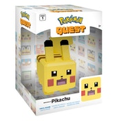 Pokemon Quest - 4 Inch Vinyl Figure - Pikachu
