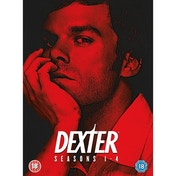 Dexter: Seasons 1-4 DVD