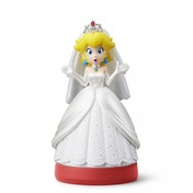 Wedding Peach Amiibo (Super Mario Odyssey) for Nintendo Switch