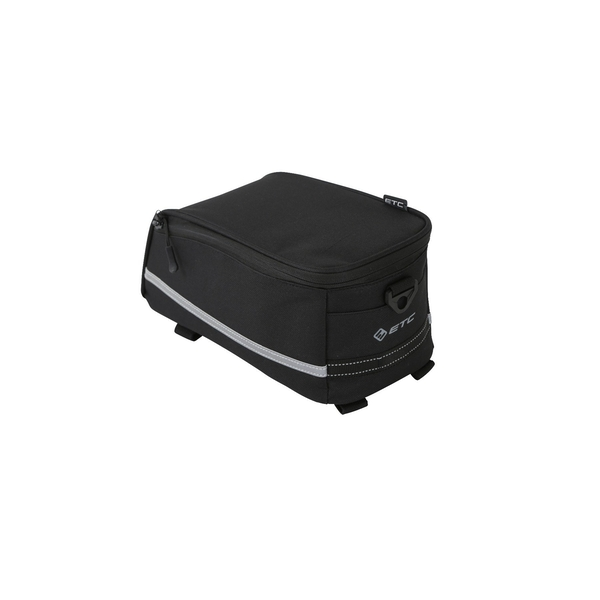 ETC Rack Bag Black