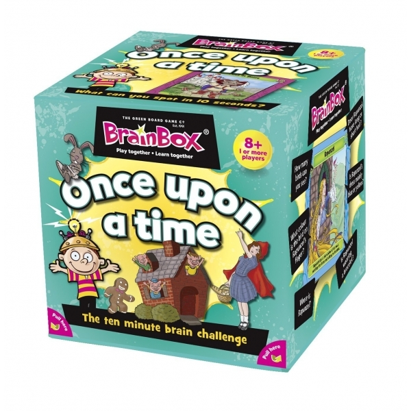 BrainBox Once Upon a Time Edition - Image 1