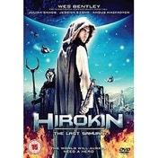 Hirokin The Last Samurai DVD