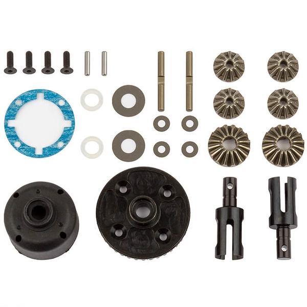 Team Associated B74 Differential Set, Front & Rear