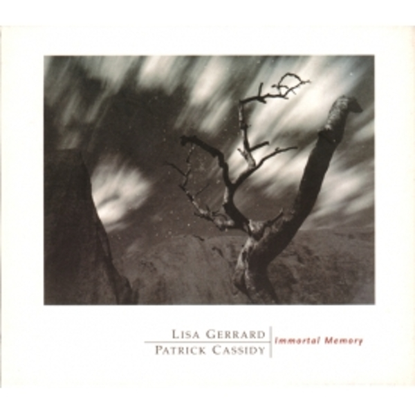 Lisa Gerard & Patrick Cassidy - Immortal Memory CD