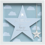 Said with Sentiment Star Frames Little Love