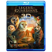 Legend of Guardians - Owls of Ga'hoole (2010) Blu-ray 3D & Blu-Ray