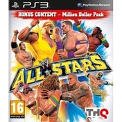 WWE All Stars Million Dollar Pack Game PS3