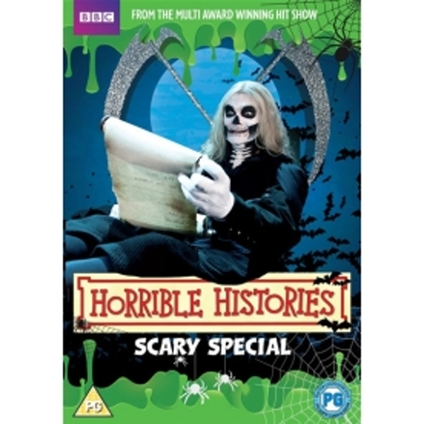 Horrible Histories Scary Halloween Special DVD
