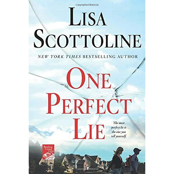 One Perfect Lie  Paperback 2018