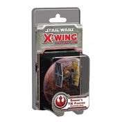 Star Wars X-Wing Sabine's TIE Fighter Expansion pack Board Game