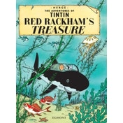 Red Rackham's Treasure by Egmont Books, Herge (Paperback, 2002)