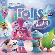 Various Artists - Trolls Holiday CD