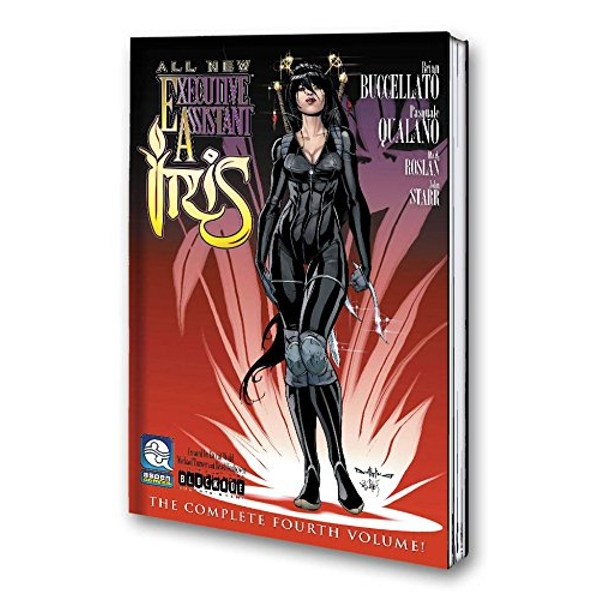 Executive Assistant: Iris Volume 4