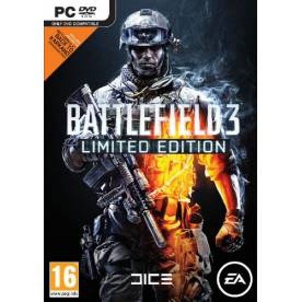 Battlefield 3 Limited Edition Game PC