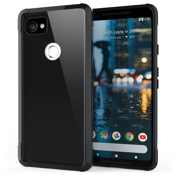 Google Pixel 2 XL Alpha Gel Case - Black