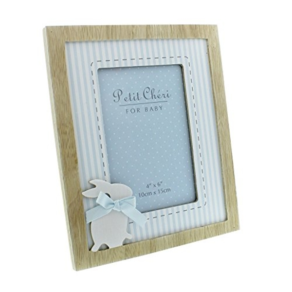 "4"" x 6"" - Petit Cheri Rabbit Photo Frame"