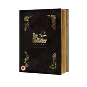 The Godfather Collection: Omerta Limited 45th Anniversary Edition Blu-ray
