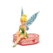 Tinkerbell Love Seat (Peter Pan) Disney Traditions Figurine