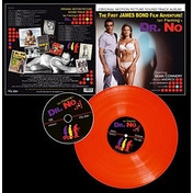 James Bond - Dr. No (Original Motion Picture Sound Track Album) - Remastered Vinyl