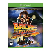 Back To The Future 30th Anniversary Xbox One Game (#)