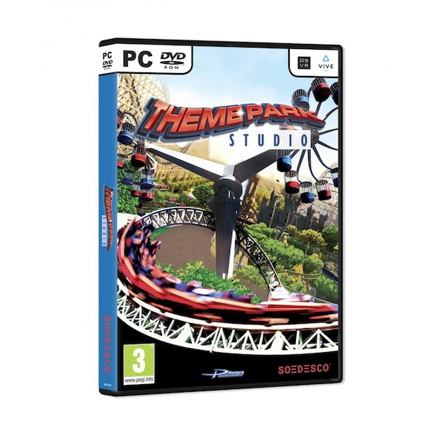 Theme Park Studio PC Game - Image 2