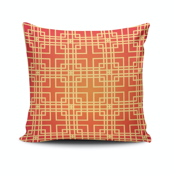 NKLF-132 Multicolor Cushion Cover