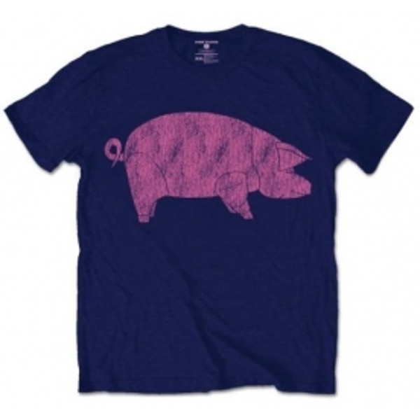 Pink Floyd AWBDG Navy Mens T Shirt Size: Small