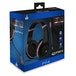 4Gamers PRO4-70 Rose Gold Edition Stereo Gaming Headset (Black) for PS4 - Image 4