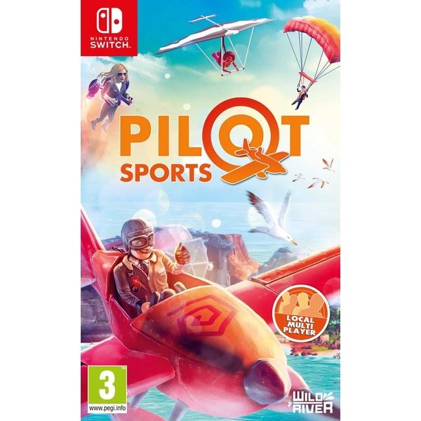 Pilot Sports Nintendo Switch Game