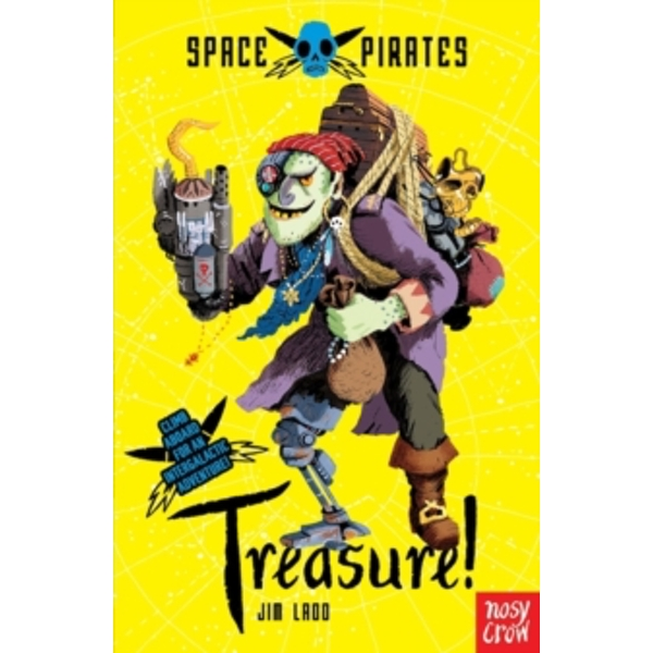 Space Pirates: Treasure by Jim Ladd (Paperback, 2014)