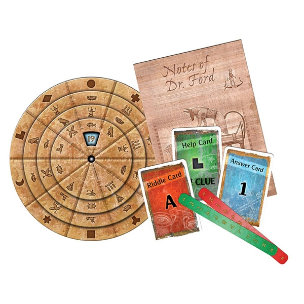 Exit: The Pharaoh's Tomb Board Game - Image 4