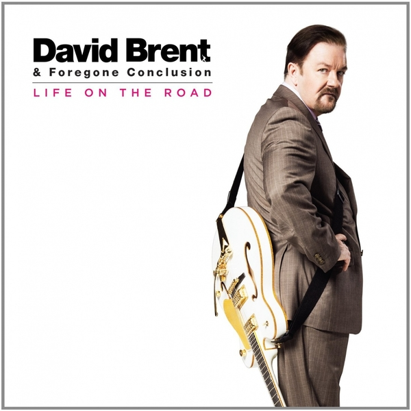 David Brent & Foregone Conclusion - Life On The Road CD