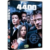 The 4400: The Second Season DVD