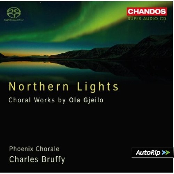 Ola Gjeilo: Northern Lights Music CD