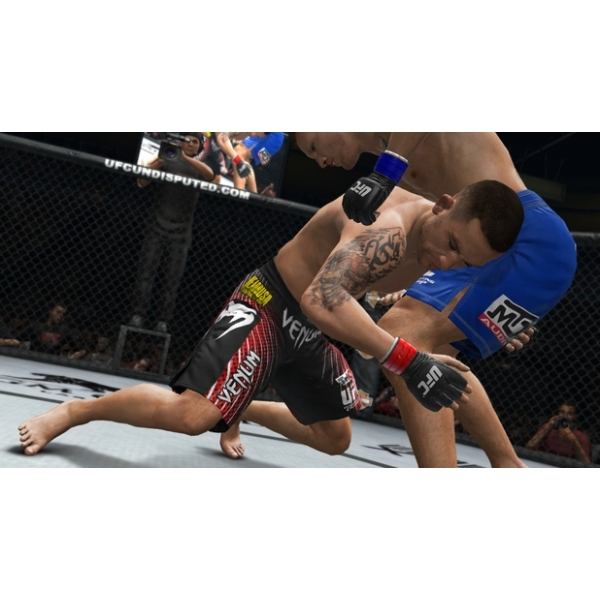 UFC Undisputed 3 Game PS3 - ozgameshop.com