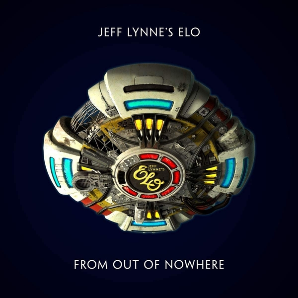 Jeff Lynne's ELO - From Out Of Nowhere Picture Disc Vinyl