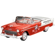 55 Chevy Indy Pace Car 1:25 Scale Level 4 Revell Model Set
