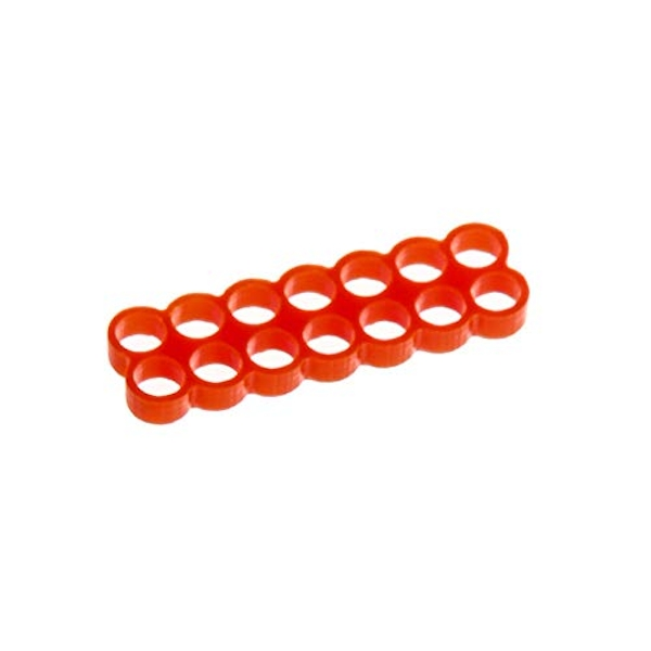 E22 14-Slot Stealth Cable Comb - Red