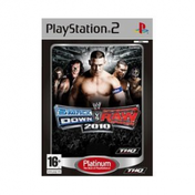 WWE Smackdown VS Raw 2010 Game PS2
