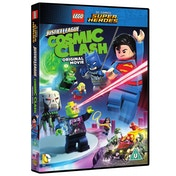 Lego: Justice League - Cosmic Clash 2016 DVD