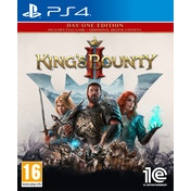 King's Bounty II Day One Edition PS4 Game