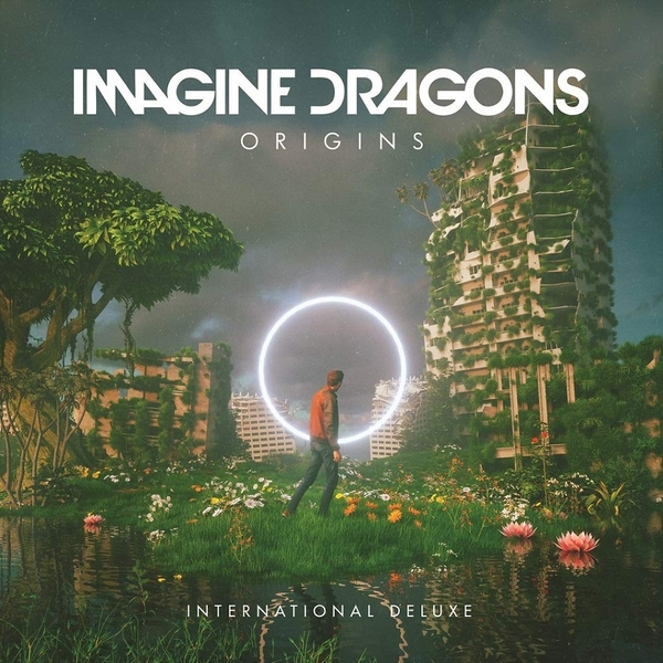 Imagine Dragons - Origins Limited Edition CD