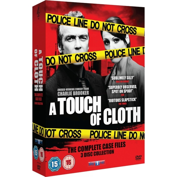 A Touch of Cloth Series 1-3 Box Set DVD